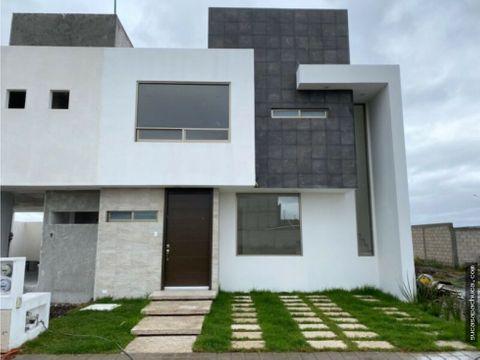 casas en fraccionamiento residencial al sur de pachuca