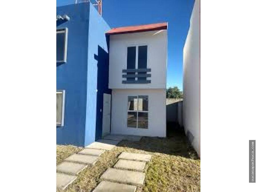 casa nueva en venta en paseos de chavarria