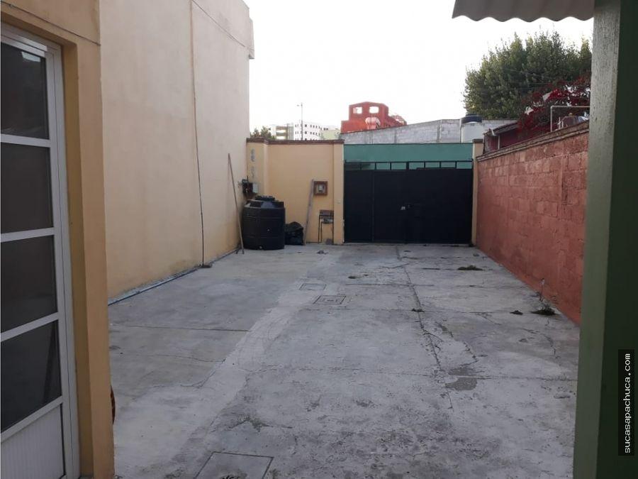 venta de casa en centro de pachuca