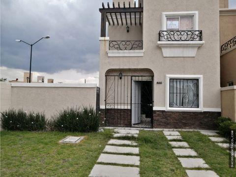 casa en renta amplia en residencial vinedos