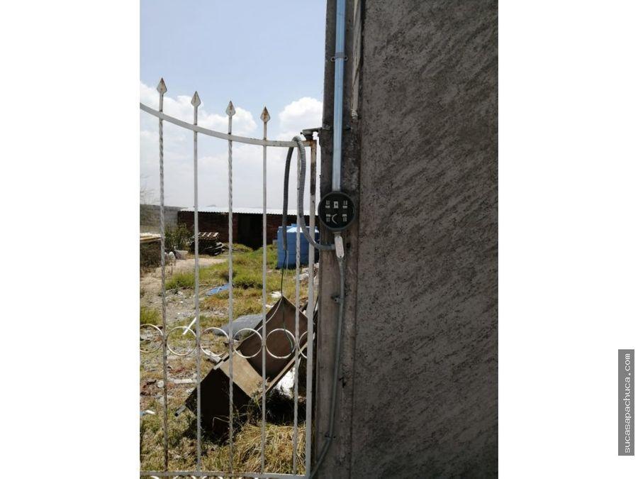 venta de terreno en cisnes col san antonio pachucahgo