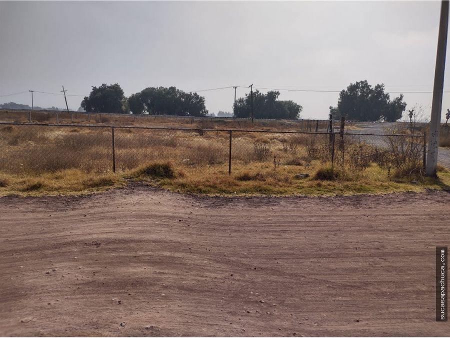 terreno en venta junto al aeropuerto de santa lucia