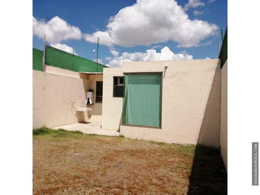 casa en renta al sur de pachuca