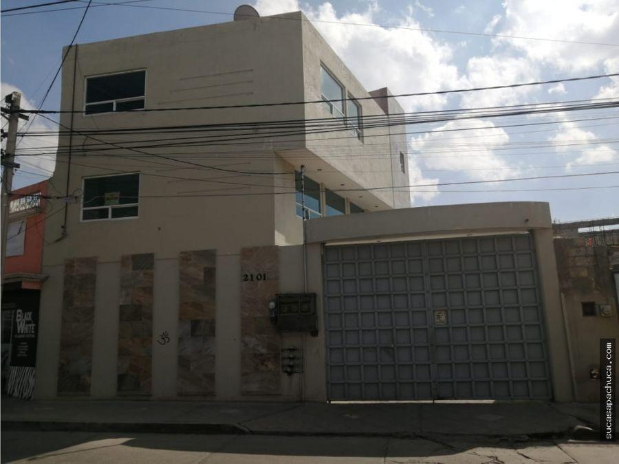renta de casa en col santa juliapachucahgo
