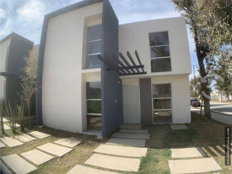 casa en venta en fracc privado
