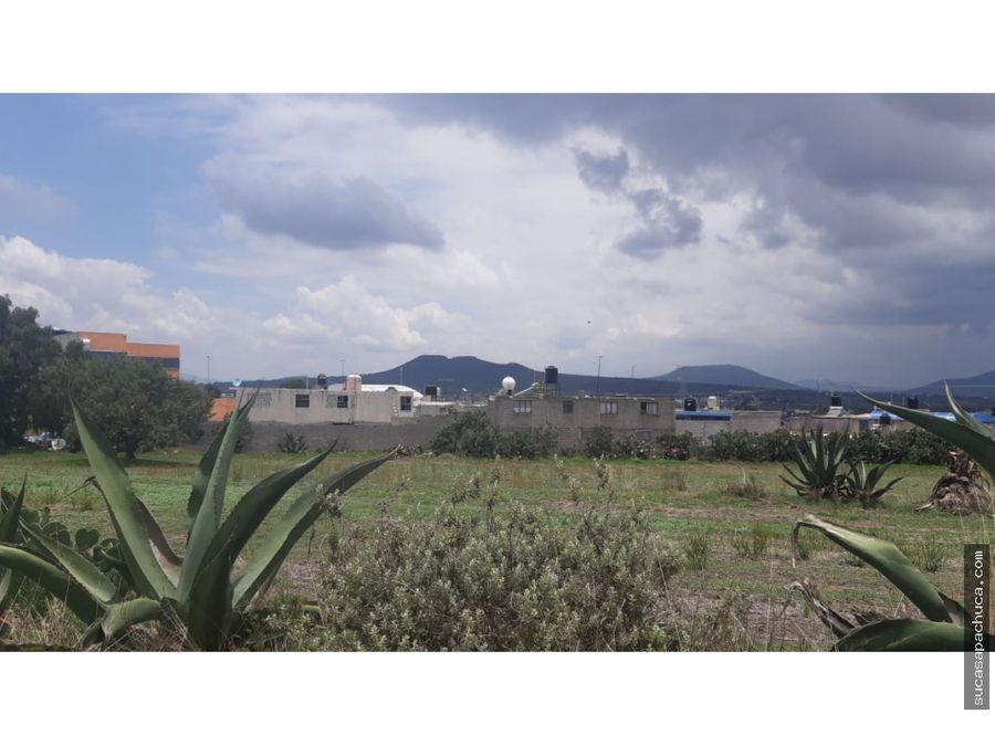 venta de terreno en ciudad sahagun