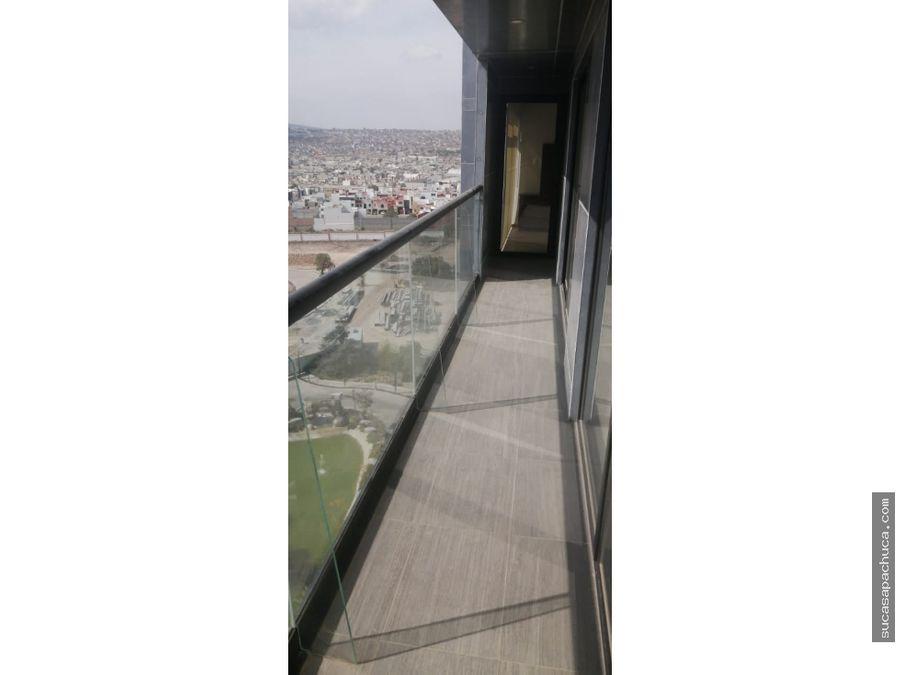 renta de departamento residencial en edificio dioon