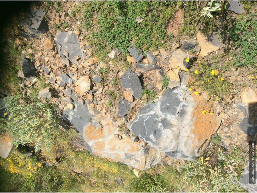 terreno de 65 hectareas en epazoyucan