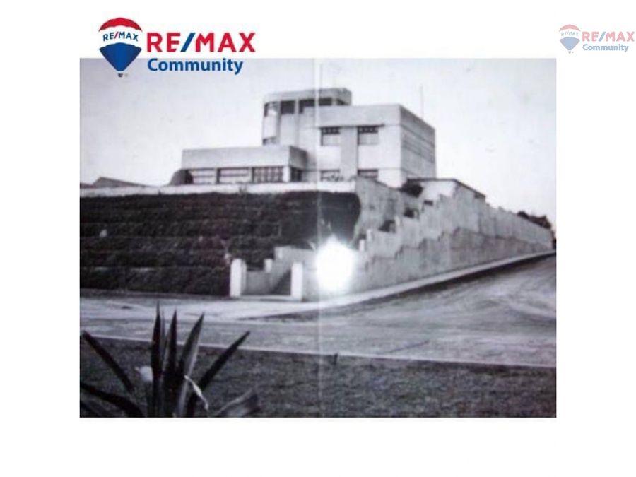 se vende terreno residencial con vista al mar