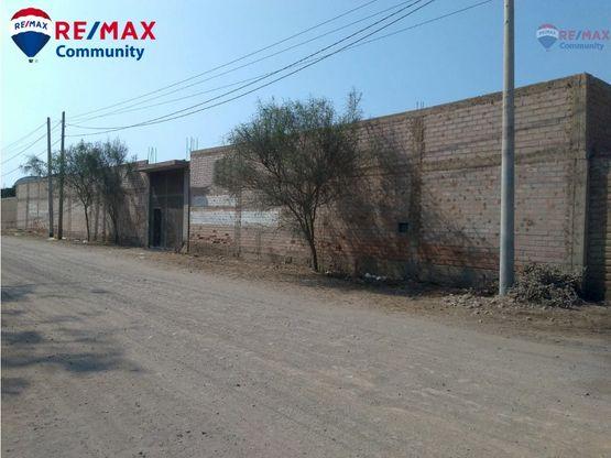 venta de terreno industrial en huertos de villena lurin