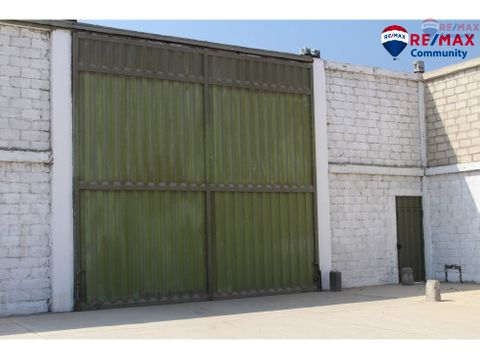 se alquila local industrial en chilca canete
