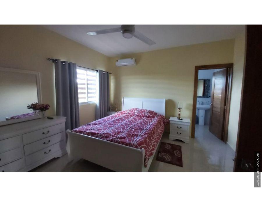 apartamento 3 habitaciones en rio san juan
