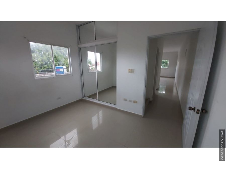 acogedor apartamento de 2 habitaciones rio san juan