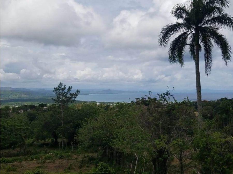 terreno en venta en rio san juan