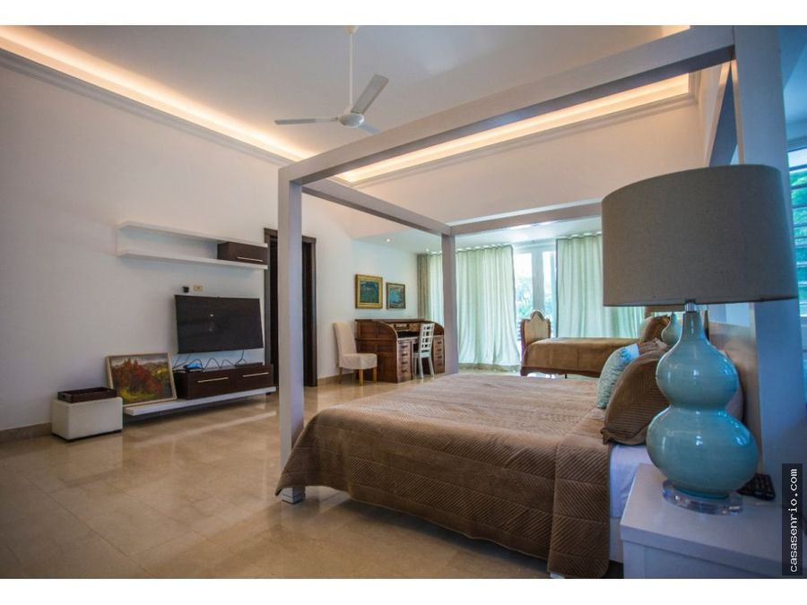 for rent sosua ocean village 4 bedrooms with acces to playa chiquita