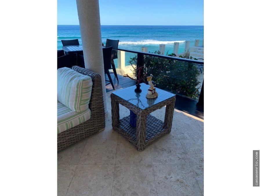 ocean front beauty in cabrera
