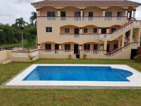 nuevo amanecer 1 3 habitaciones aire en dos con piscina