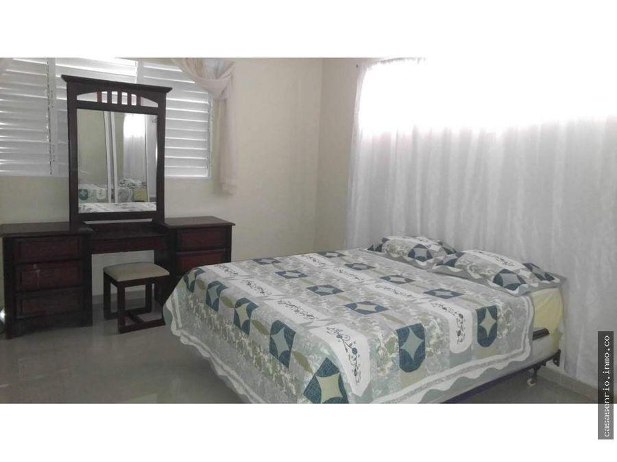 apartamento en alquiler en centro del pueblo rio san juan