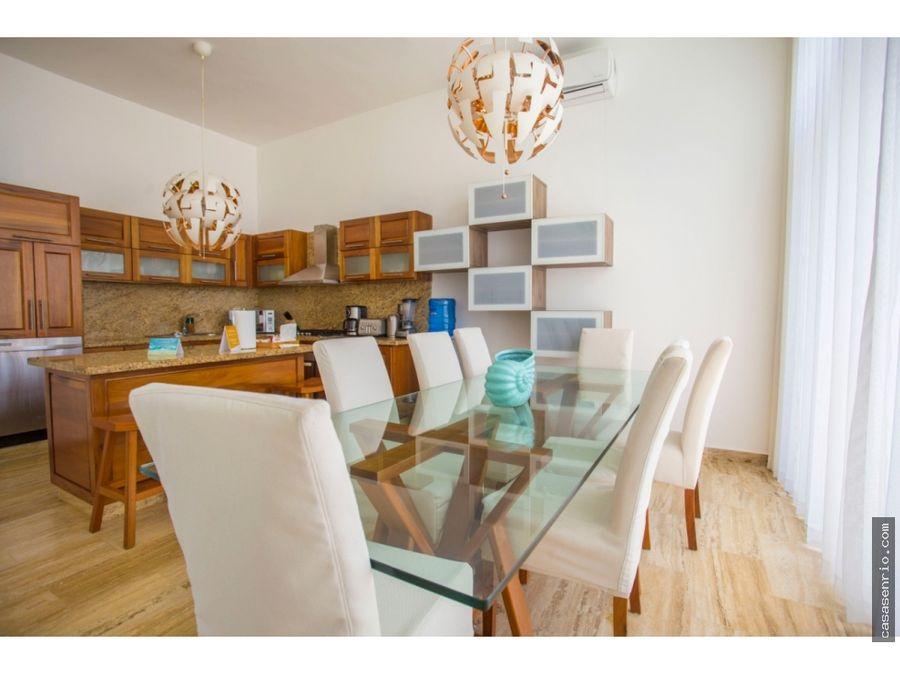 for rent sosua ocean village 4 bedrooms 2da linea playa