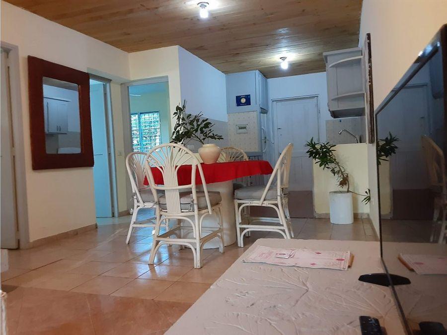 casa en venta de 2 habitaciones en rio san juan