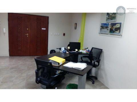 se alquila oficina en puerto santana