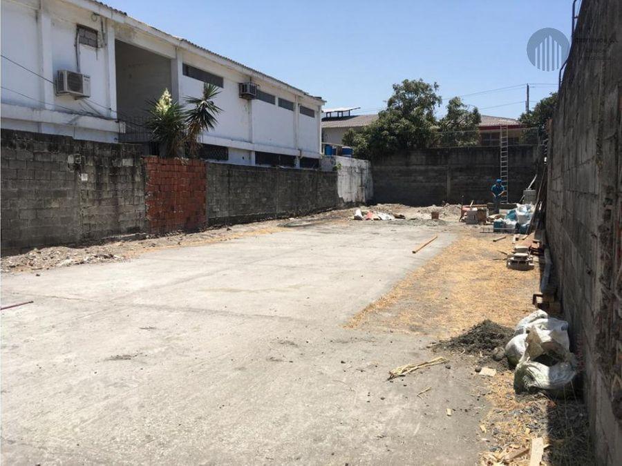 vendo terreno de 350 mt en el norte de guayaquil