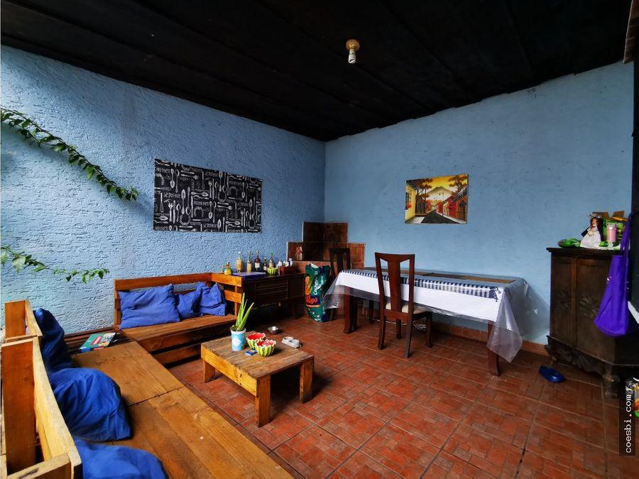 coesbi habitacion pequena en el centro de antigua
