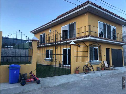 casa grande en el centro de san miguel duenas
