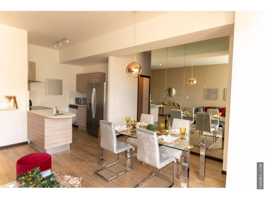 en venta apartamento en el edif casa once en zona 14 gt