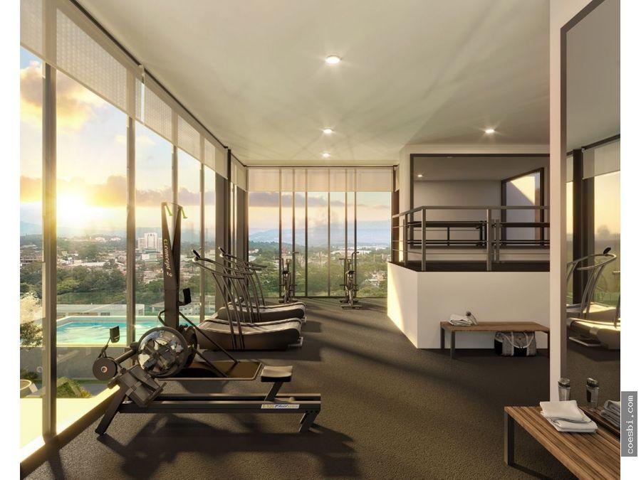 en venta apartamentos en el edif moretti en zona 10 gt