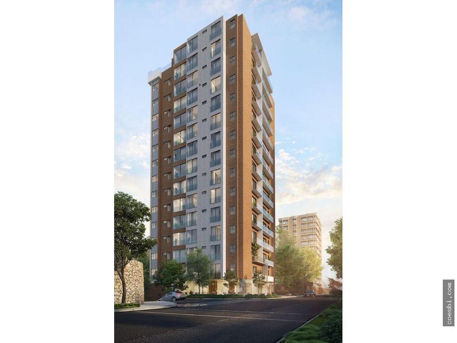 en venta apartamentos en el edif casa roble en zona 14 gt