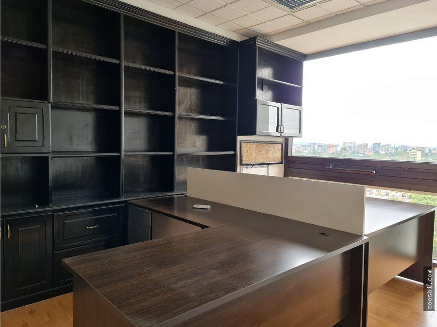 en renta oficina de 500 mts2 centro gerencial las margaritas z10