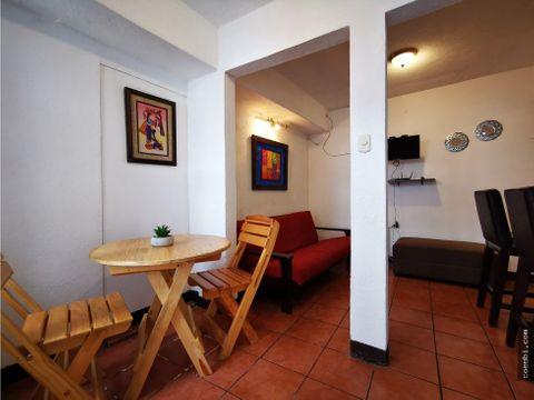 apartamento de una habitacion en el naranjo antigua guatemala