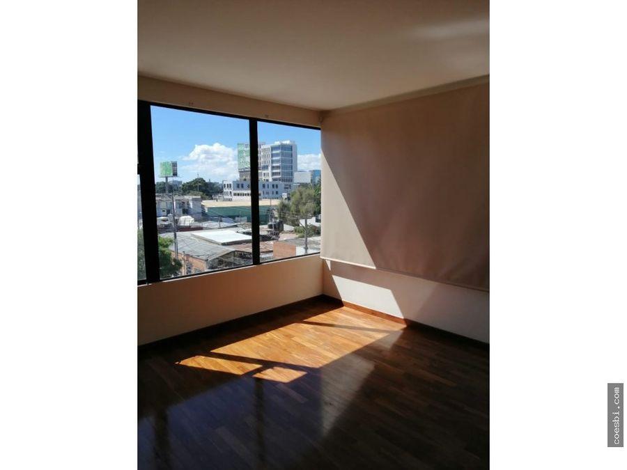 precioso apartamento en zona 10 cd guatemala