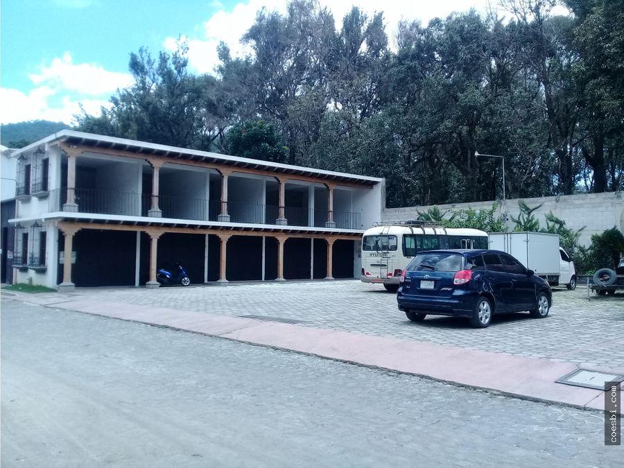 ofibodegas disponibles a 5 minutos del centro de la antigua guatemala