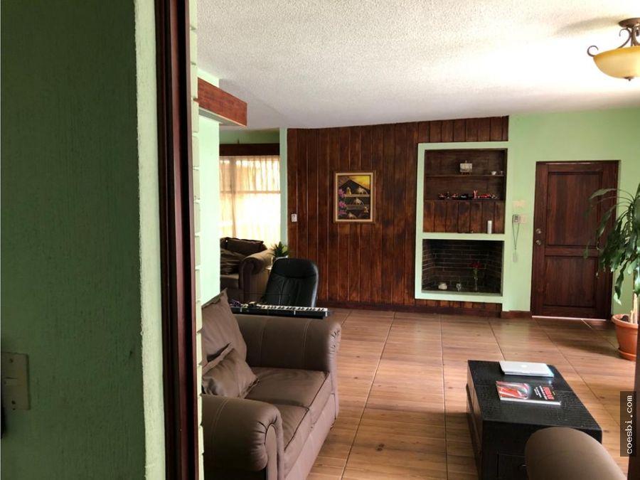 en renta casa de 3 habitaciones en zona 14 cd guatemala