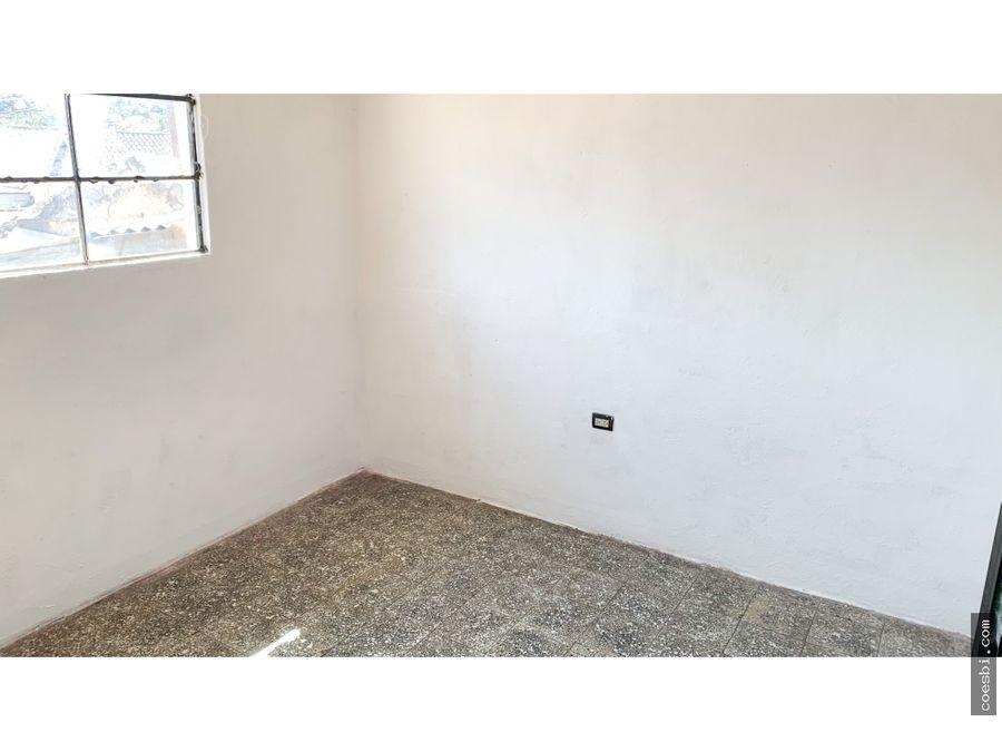 apartamento en renta en la calle ancha de antigua guatemala