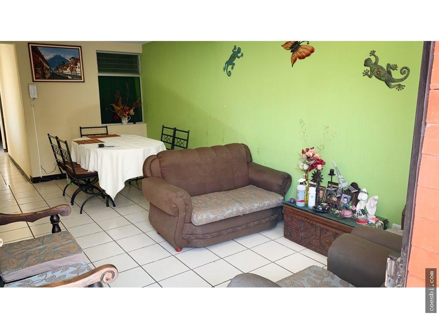 alquiler de 1 habitacion en antigua guatemala cerca del manchen