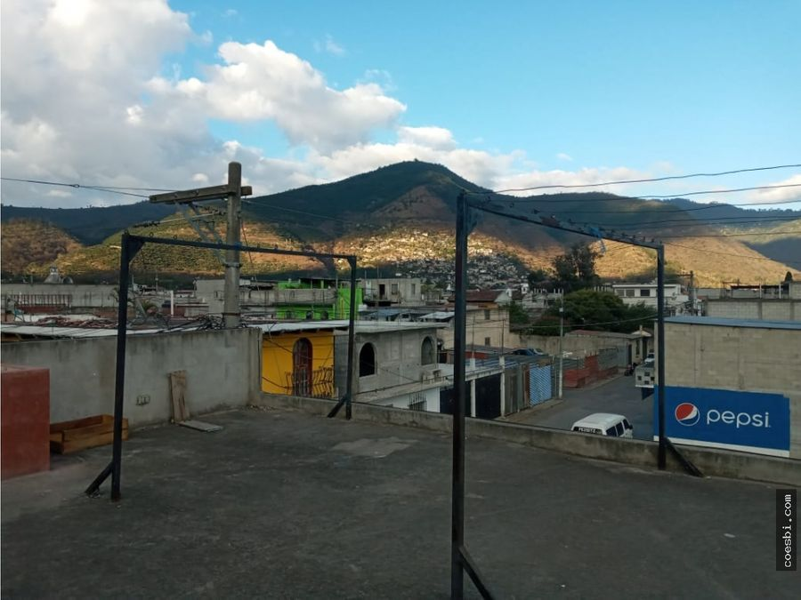 exclusiva amplia casa en gravileas de san isidro en jocotenango