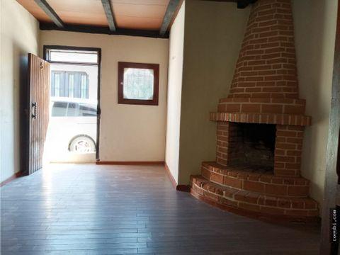 se renta precioso apartamento en el centro de la antigua guatemala