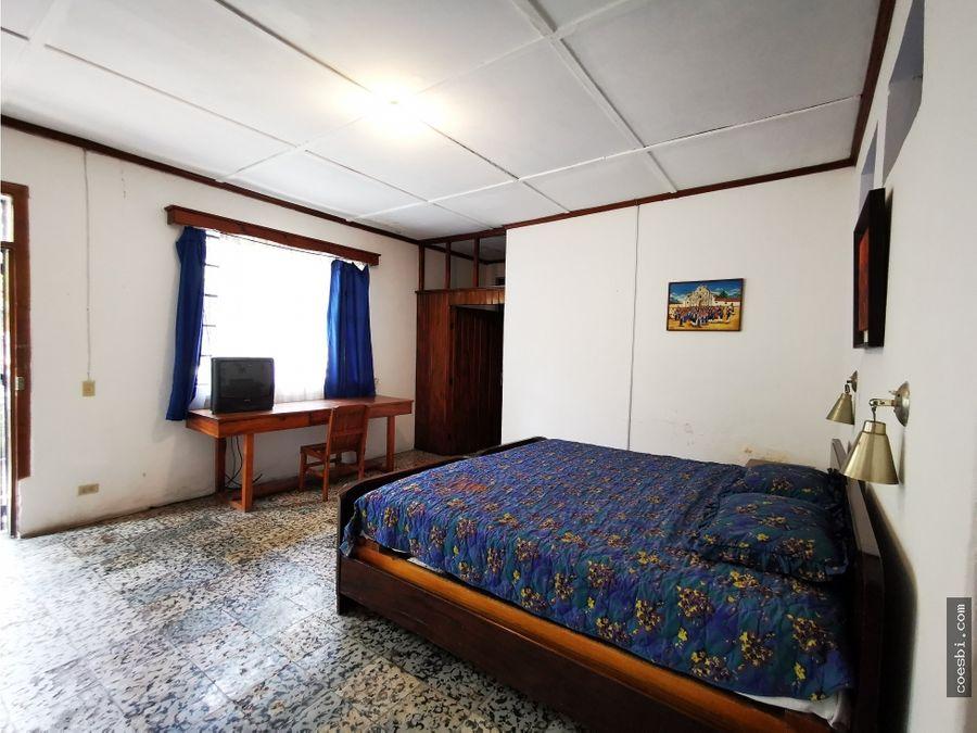 estudio de 1 habitacion cerca del hotel panza verde antigua guatemala