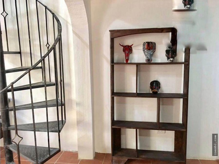 se renta apartamento tipo estudio en el centro de antigua guatemala