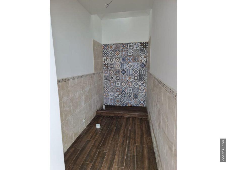 en renta casa nueva en el residencial cortijo de las flores ciudad v