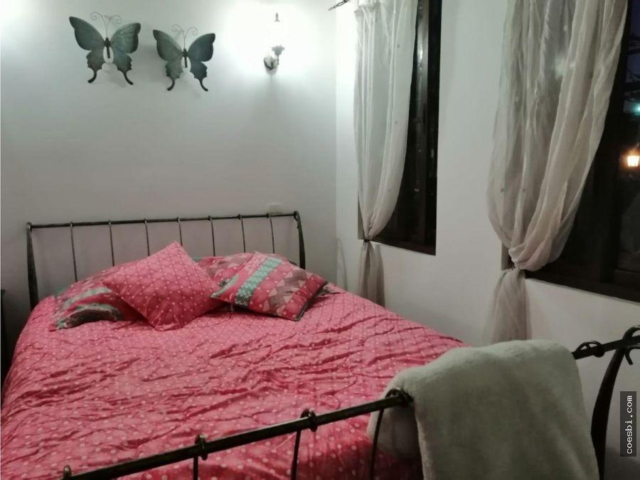 en venta apto de 2 dorms en residencial el cafetal san pedro las h