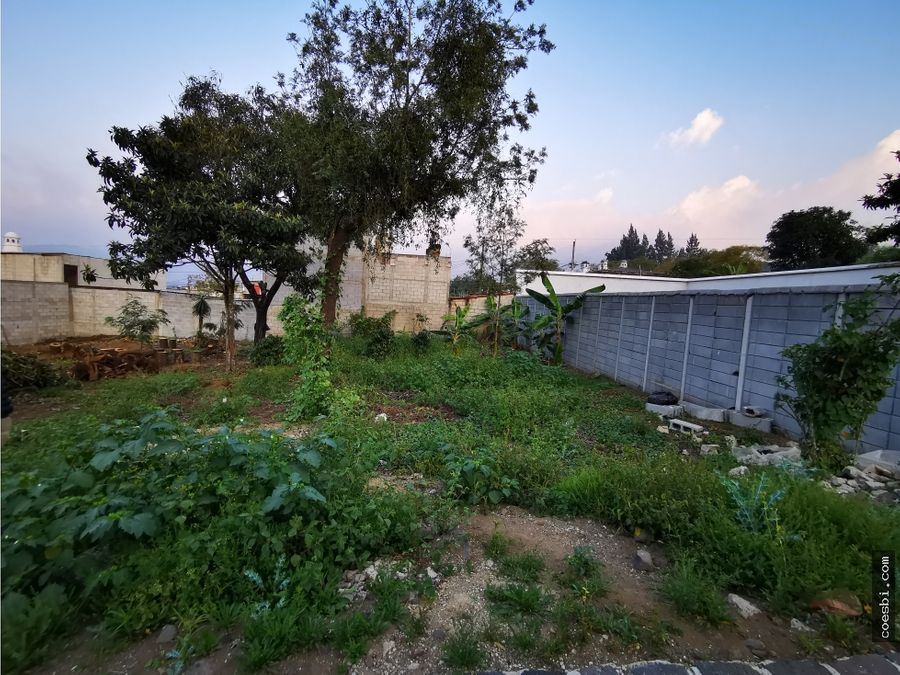 lote de 199mts2 para constr de vivienda en san pedro las huertas