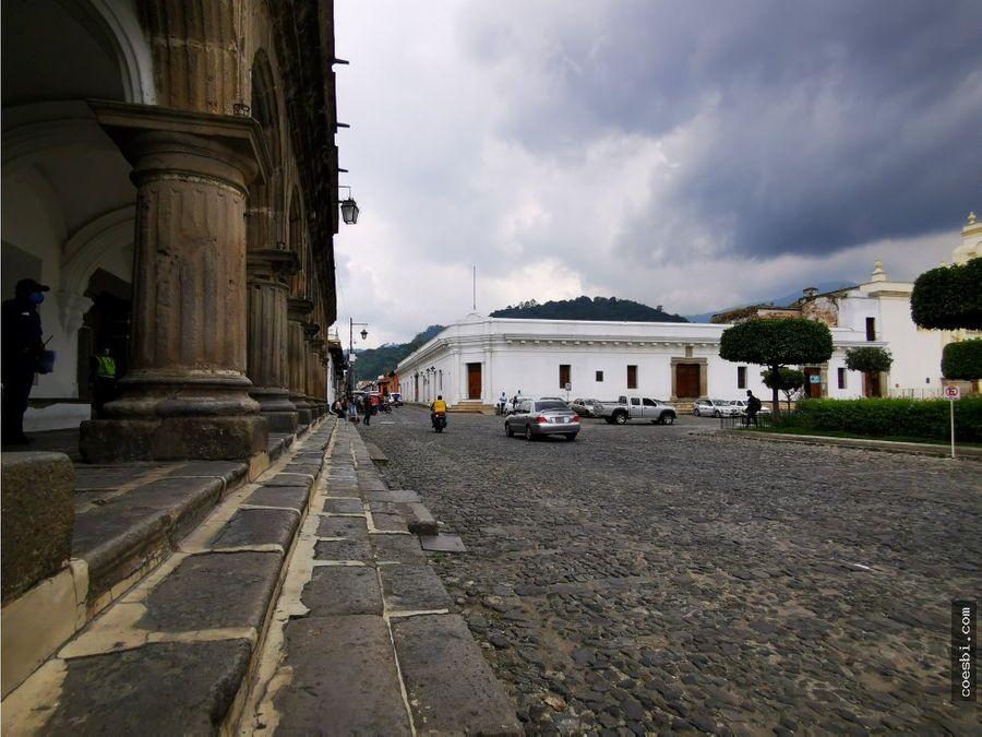 casa grande en venta en jardines de antigua antigua guatemala