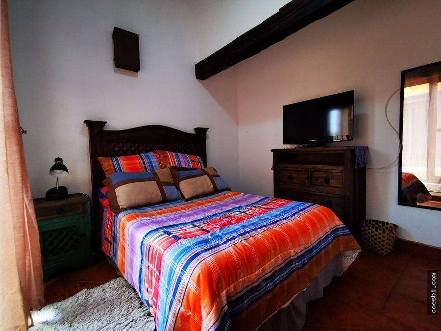 habitacion privada cerca del solei en antigua