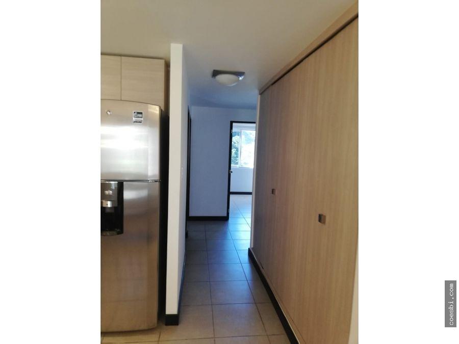 apartamento semi amueblado en renta en condominio canadas 16