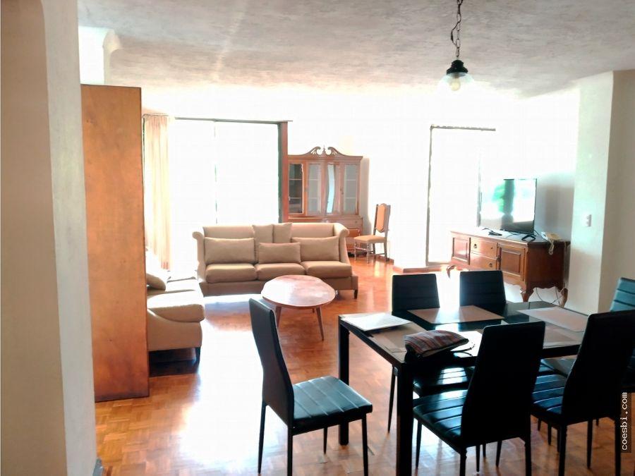 en renta apartamentos sobre la av las americas en zona 14