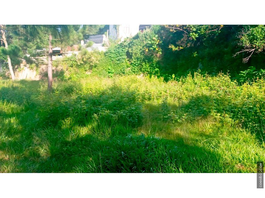 en venta terreno de 795m2 en parramos chimaltenango